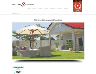 langkawichantique.com.my screenshot