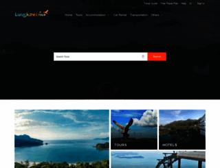 langkawitour.com screenshot
