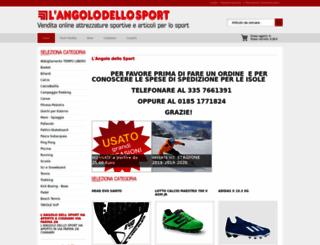 langolodellosport.com screenshot