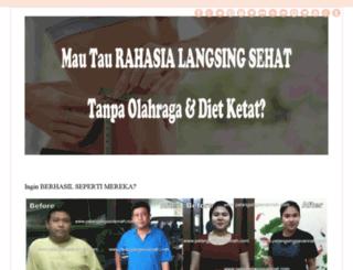langsingsavannah.com screenshot
