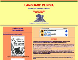 languageinindia.com screenshot
