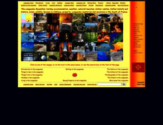 languedoc-france.info screenshot