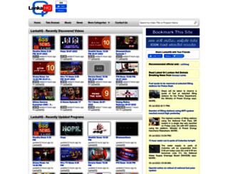 lankahq.com screenshot