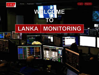 lankamonitoring.com screenshot