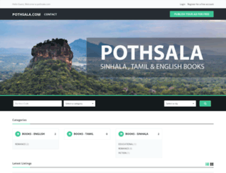lankasales.com screenshot