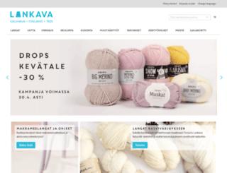 lankava.fi screenshot