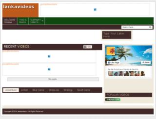 lankavideos1.blogspot.ae screenshot
