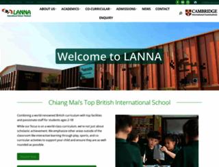 lannaist.ac.th screenshot