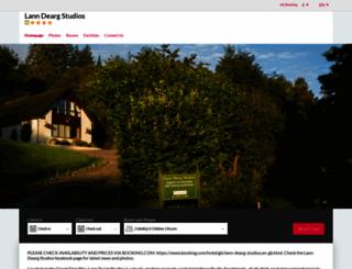 lanndearg.co.uk screenshot