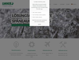 lanner.de screenshot