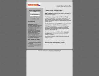lannuaire.madeinbuzz.com screenshot