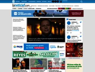 lanoticia1.com screenshot