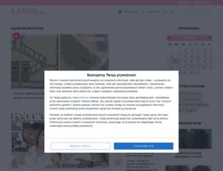 lansik.pl screenshot