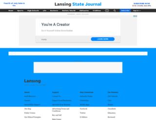 lansingnoise.com screenshot