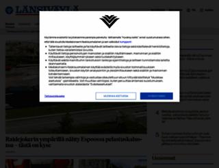 lansivayla.fi screenshot