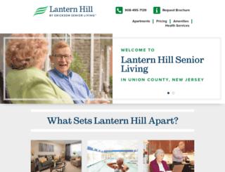 lanternhillcommunity.com screenshot
