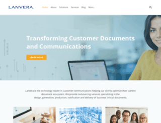lanvera.com screenshot