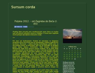 lanxsatura.blog.hr screenshot