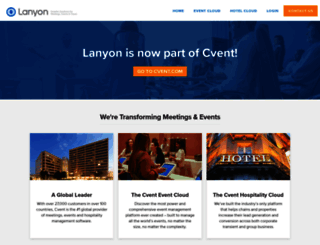 lanyon.com screenshot