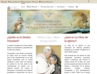 laobradelaiglesia.org screenshot