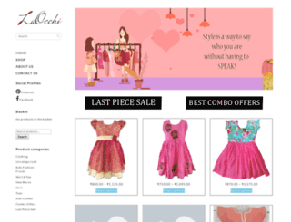 laocchi.com screenshot