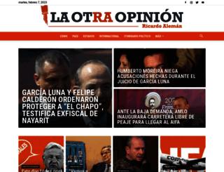laotraopinion.com.mx screenshot