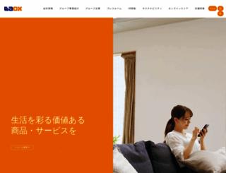 laox.co.jp screenshot