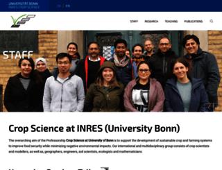 lap.uni-bonn.de screenshot