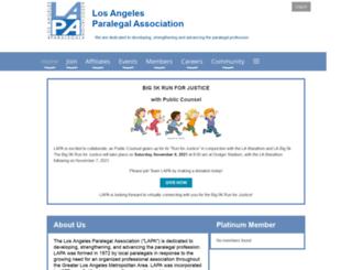 lapa.org screenshot