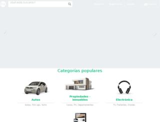 lapampa.olx.com.ar screenshot