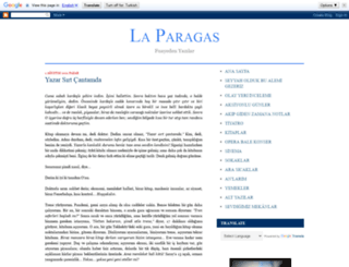 laparagas.blogspot.com screenshot