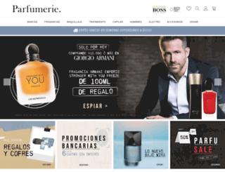 laparfumerie.com.ar screenshot