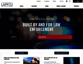 lapfcu.org screenshot
