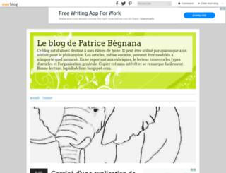 laphilodepicasso.over-blog.com screenshot