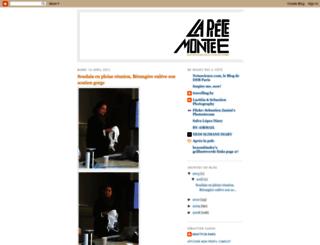 lapiecemontee.blogspot.co.at screenshot