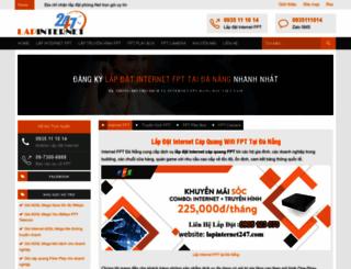 lapinternet247.com screenshot