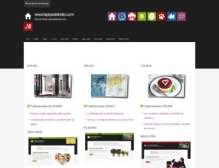 lapipadelindio.com screenshot