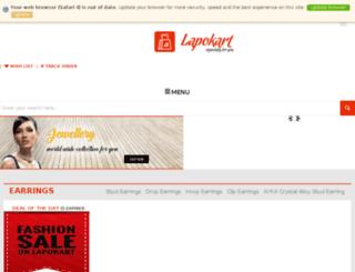 lapokart.com screenshot