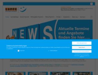 lappe.de screenshot
