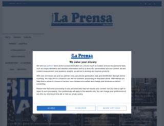 laprensa.com.es screenshot