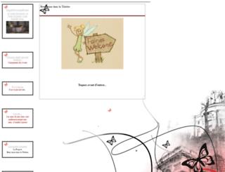 laptitesandrou.cowblog.fr screenshot