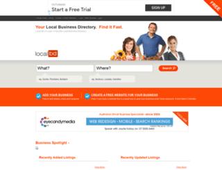 laptop-m-b-repair-replace.localbd.com.au screenshot