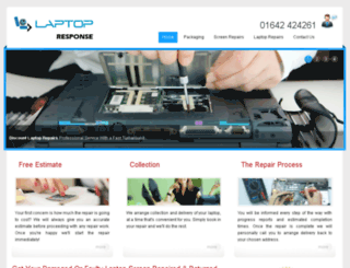 laptop-response-uk.com screenshot