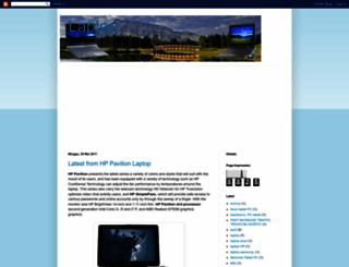 laptop-trend.blogspot.com screenshot
