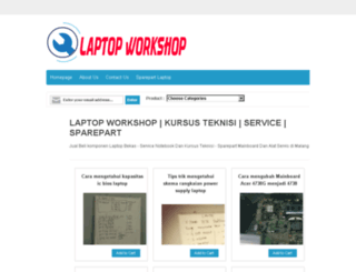 laptop-workshop.com screenshot
