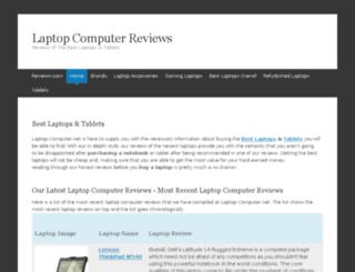 laptopcomputer.reviewsr.com screenshot