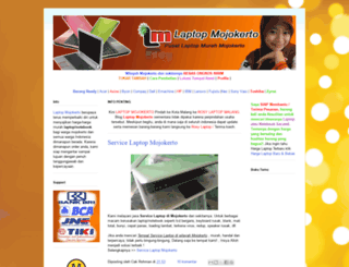 laptopmojokerto.blogspot.com screenshot