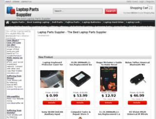 laptoppartstore.info screenshot