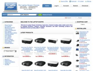 laptopschennai.com screenshot
