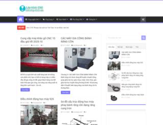 laptrinhcnc.com screenshot